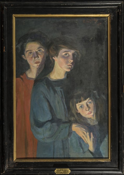 Elisabeth Chaplin's The Three Sisters, pre-restoration
