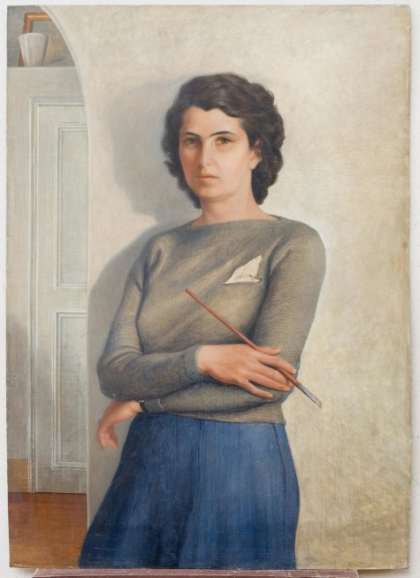 Portrait of Lola Costa