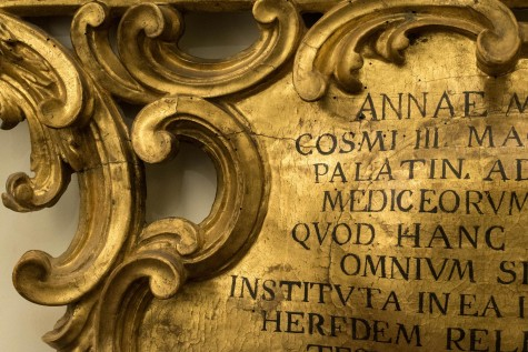 Inscription for the Electress Palatine