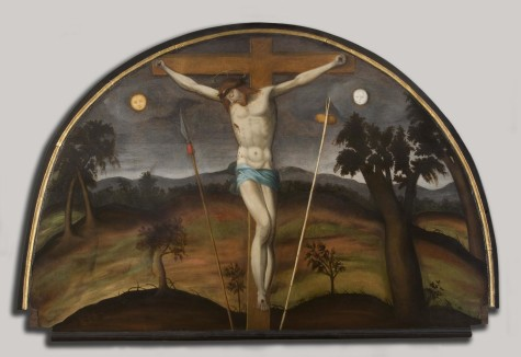 Nelli's Crucifixion, restored