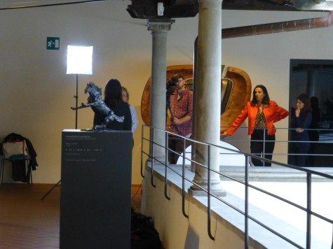 Curator iInterviews at Museo Novecento